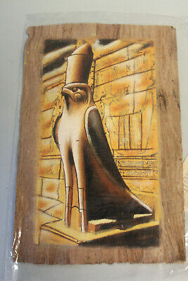 Egyptian Papyrus Original Hand Painted Made in Egypt