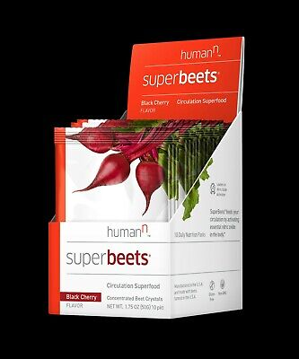 HumanN Concentrated SuperBeets Crystals