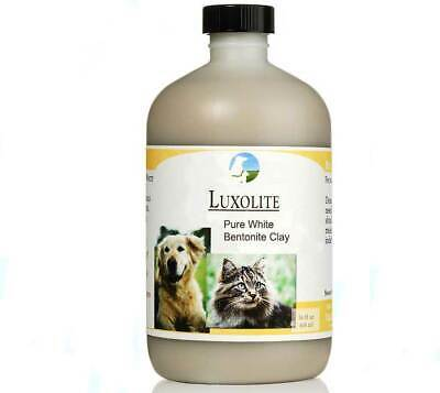 Vitality Science Luxolite Magnesium Bentonite Clay for Dogs and Cats