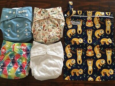 Hippybottomus Modern Cloth Nappies
