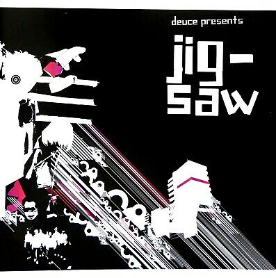 Jigsaw (CD) LIKE NEW! Thread/Snowball/Mel Robinson/Ether/Life Project/8 Ball