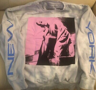 OFFICIAL Ariana Grande NYC Sweetener Thank U Next Tour Sweatshirt Large