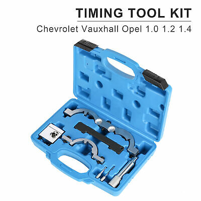 Turbo Engine Timing Tool Kit Set fit Opel Vauxhall Chevrolet 1.0 1.2 1.4 New