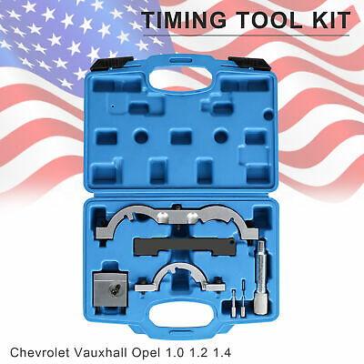 Turbo Engine Timing Locking Tools Kit  for Chevy Cadillac Chevrolet 1.0 1.2 1.4