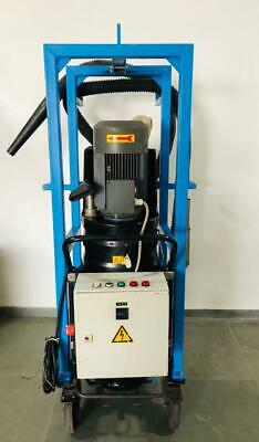 Ruwac Ds 1750 M Industrial Vacuum Cleaner 480V -Free Shipping-