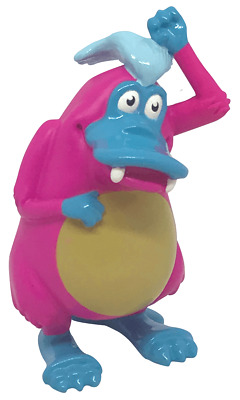 Squish Wild Water Series Yowie With Paper
