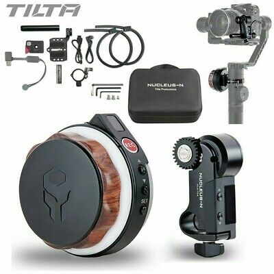 Tilta Nucleus-Nano Wireless Lens Control System WLC-T04 for Mirrorless DSLR