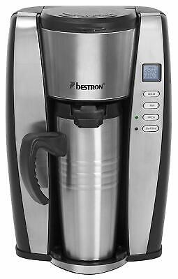 BESTRON ACUP650 CAFETIÈRE PROGRAMMABLE THERMOS INOX 650 W (j19)