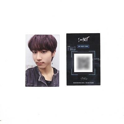 [STRAY KIDS] I Am Not Album Official Photocard/Selfie ver - HAN