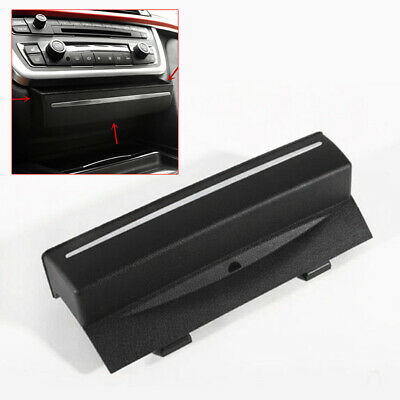 Car Center Console Cd Panel Replacement Storage Box For Bmw F30 3