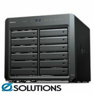 """Synology DiskStation NAS DS2419+ 12-Bay 3.5"""" Diskless,  (Scalable)"""