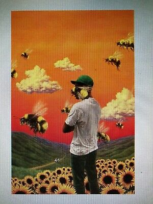 Tyler The Creator 24x36 Poster Flower Boy Odd Future Hip Hop Rap Yonkers Goblin!