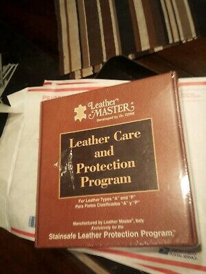 Leather Master ~ Leather Care and Protection Program (NEW) by Dr. Tork