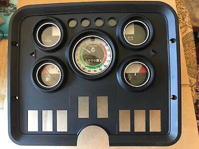 ford tractor TW 8000 9000 dash instrument cluster