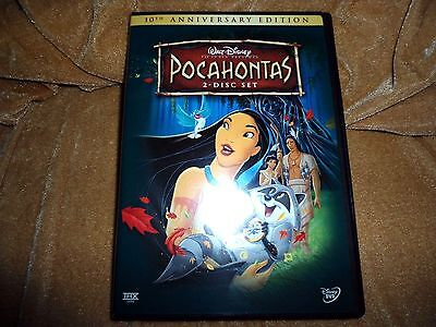 Pocahontas (Two-Disc 10th Anniversary Edition) [1995] (2 Disc DVD)