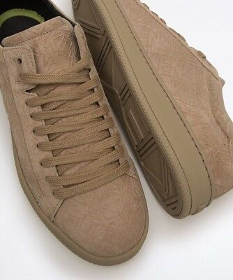 Details about KENZO HERREN SCHUHE CHAD REVERSED SUEDE SNEAKERS TRAINERS L75SHM683C73