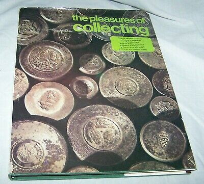 Pleasures of Collecting HB w/unclippped dj-1974-197 pages