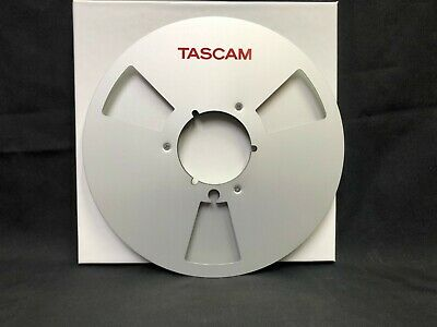 "New! Tascam RE-1004 NAB 10.5"" inch Metal Reel for 1/4"" tape"