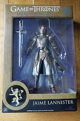 Game of Thrones Legacy Collection JAIME LANNISTER #7 Series 2 ACTION NIB FUNKO