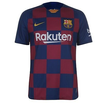 Barcelona Football Home Shirt 2019/2020 LARGE BNWT