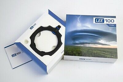 Made in England 75x90mm Lee Filters Seven5 Big Stopper 10 Stop ND Filter