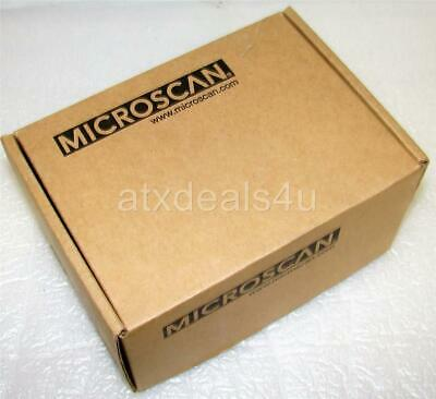 Microscan MS-3 Siemens FIS-0003-0281G Compact Laser Barcode Scanner New