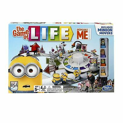 Despicable Me Minion The Game of Life Game, English FREE SHIPPING