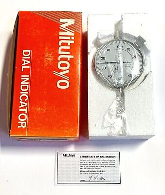 "Mitutoyo Dial Indicator .001"" - .250"" Made In Japan 3411"
