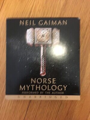 Norse Mythology CD Audiobook by Neil Gaiman (2018, CD / CD, Unabridged)
