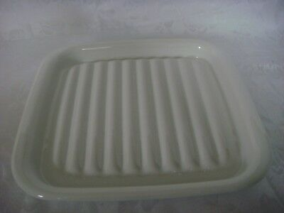 Corning Ware Microwave And Oven Roasting Rack Mr-2