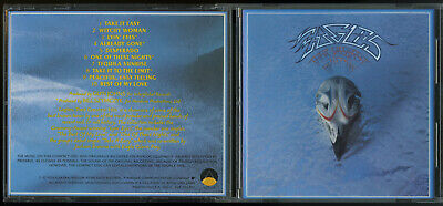The Eagles Their Greatest Hits 71-75 CD • early Disctronics pressing non-target