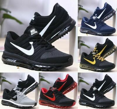 Mens Air Max Casual Sneakers Running Sports Designer Trainer Shoes