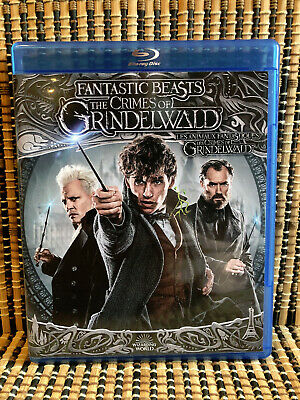 Fantastic Beasts 2: The Crimes of Grindelwald (1-Disc Blu-ray, 2019)JK Rowling