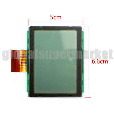 LCD Module Display Screen Replacement for Symbol PDT3100/PDT3110/PDT3140-8 Lines