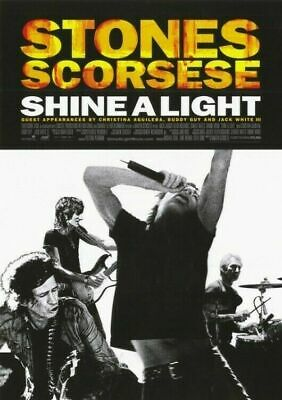 THE ROLLING STONES : SHINE A LIGHT / DVD NEUF / Martin SCORSESE Concert NEW YORK