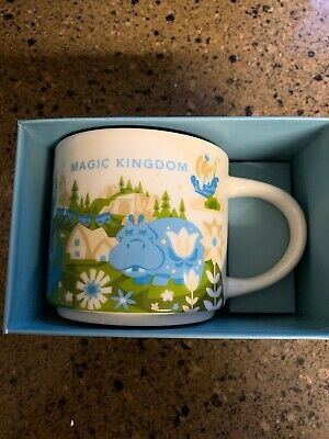 Disney's Magic Kingdom V2 You Are Here Starbucks Mug