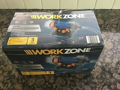 BRAND NEW Workzone Mini BENCH GRINDER