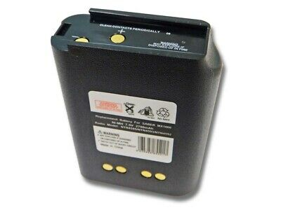 Li-ion Battery For Motorola Astro Saber Radio Charger Systems Saber I II III