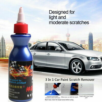 One Glide Scratch Remover Tools For Car- This Fix Car Scratch Remover Repair Kit