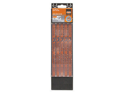Bahco 3906 Sandflex Hacksaw Blades 300mm (12in) x 18tpi Pack 100