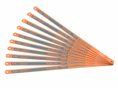 Bahco 3906 Sandflex Hacksaw Blades 300mm (12in) x 24tpi Pack 10