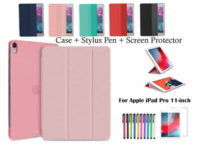 Ultra Slim Smart Cover Case For Apple iPad Pro 11-inch