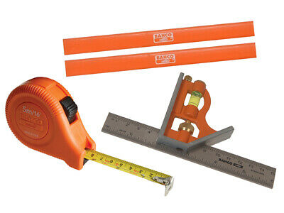 Bahco CS150PACK Combination Square Pack