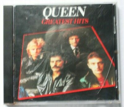 Queen Greatest hits 17 track remastered CD
