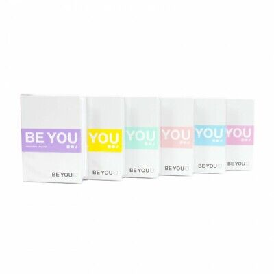 Be-You Diario Datato Be-You Original Easy Bianco New 2020 13,8x18,5cm 1pz
