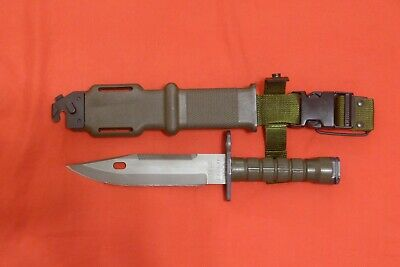 EXC CONDITION LAN CAY M9 Bayonet Last Days Production Run Custom Blade And Grip