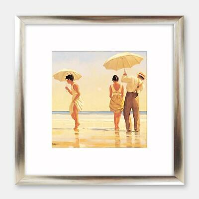 Jack Vettriano Print Picture Small Framed Silver Cafe Days The Drifter Mad Dogs