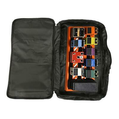 Waterproof Electric Guitar Effect Pedal Board Bag Effect Pedal Carrying Bag Case