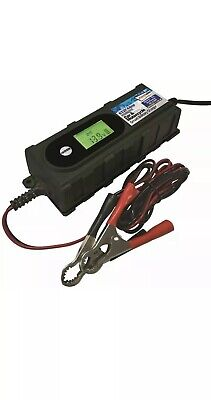 Streetwize Car & Motorcycle 4 Amp 6/12V Smart Battery Charger