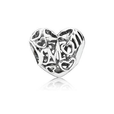 Peace Love Music sterling silver charm .925 x 1 Caring Loving charms CF4800